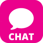 Pressure Radio Chat Button