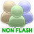 Non flash chat