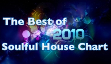 The Best of 2010 Soulful house house chart