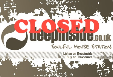 deepinside radio www.deepinside.co.uk radio  closed