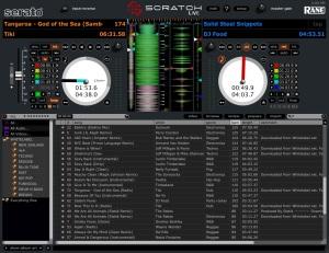 DJ mixing software Serato 2