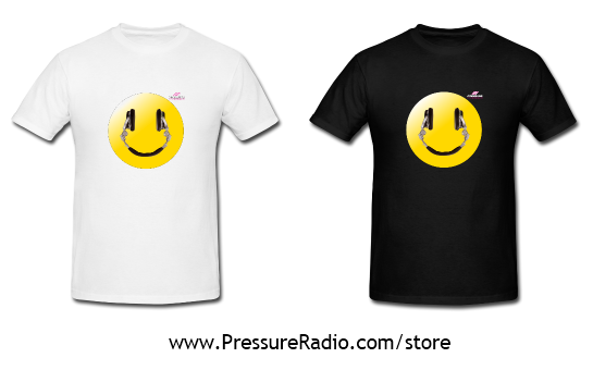80s style smiley t-shirt
