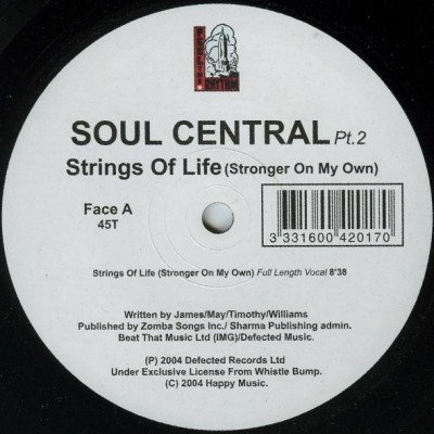 Soul Central Strings of life