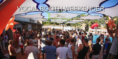 Vocal Booth weekender 2014 broadcasts