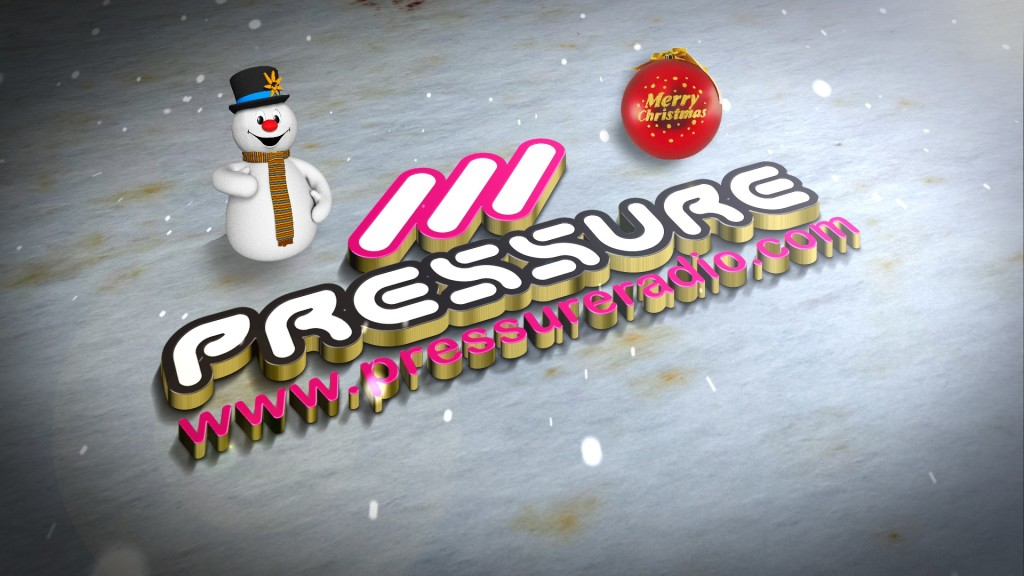 happy Holidays Pressure Radio 2014
