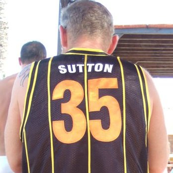 Dj Si Sutton 35 shirt