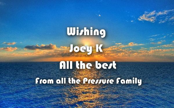 Get well soon Joey K