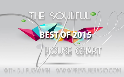 Best of 2015 Soulful house Chart