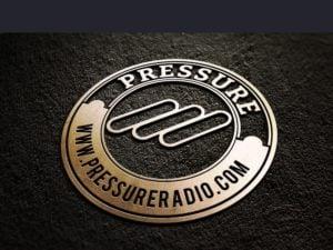 Pressure Radio Classic Logo higher