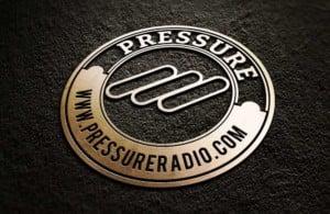 Pressure Radio Classic 3d Logo