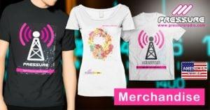 Pressure Radio T-Shirt USA Store