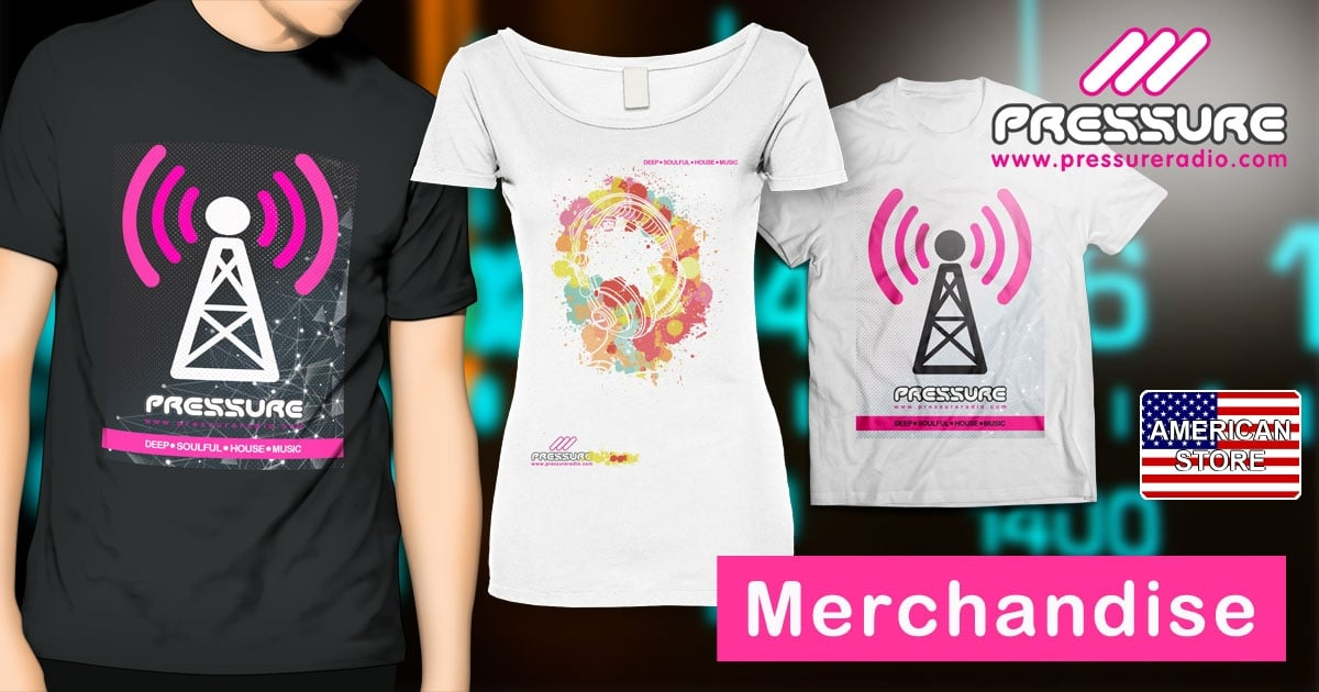 New pressure radio t shirt designs for 2017 pressure radio for T shirt design usa