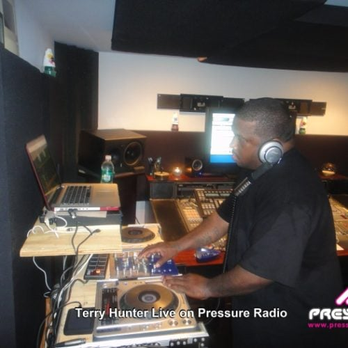 Terry Hunter live from Chicago on Pressure Radio photo image 4