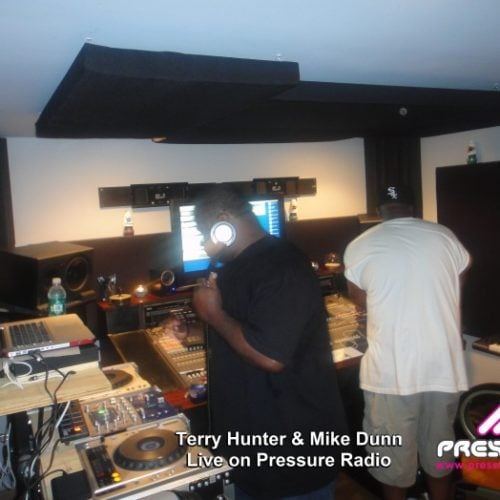 image 3 Terry Hunter and Mike Dunn live on Pressure Radio photo