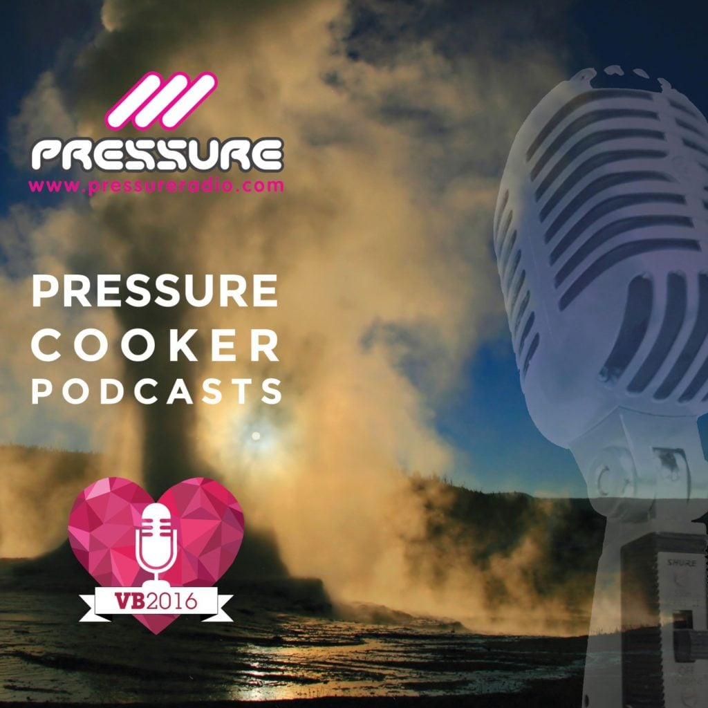 Vocal Booth Weekender Pressure Cooker Podcast image