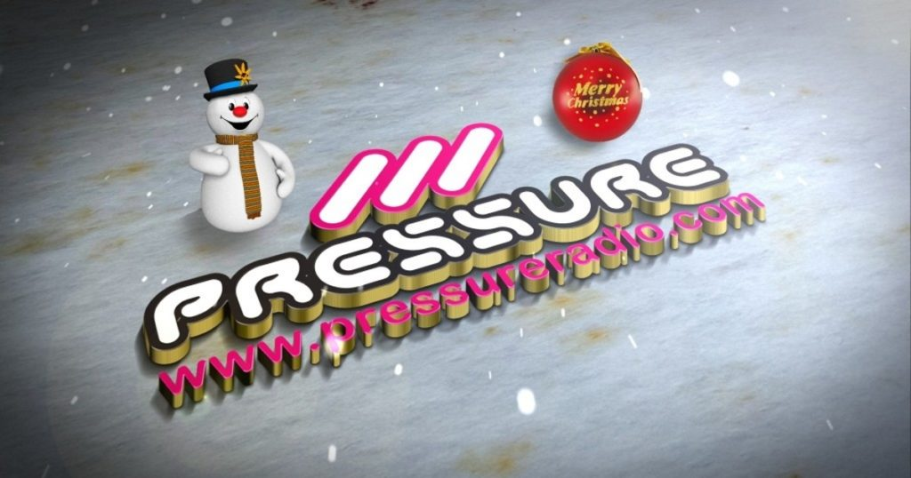 Pressure Radio happy Holidays 2016