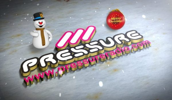 HAPPY HOLIDAYS from Pressure Radio 2016