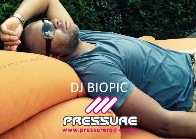 DJ Biopic Profile Image