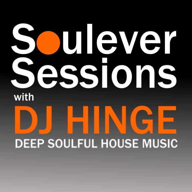 DJ Hinge Soulever Sessions image 600x600