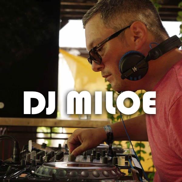 DJ Miloe Downtown Soul Cast image 600x600