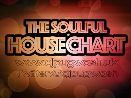 Soulful House Chart 23-Mar-17