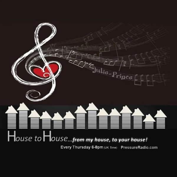 Julie Prince House to House 600x600