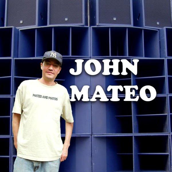 DJ John Mateo (Mateo & Matos) image 600x600