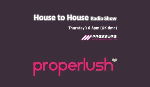 Julie Prince 26-April-2018 House to House radio show Playlist and Podcast