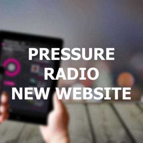 Pressure Radio New Website image