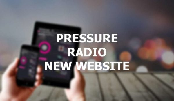 Pressure Radio NEW Website