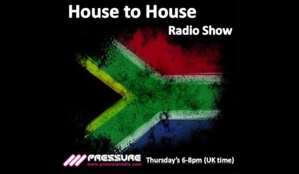 Julie Prince 03-Aug-17 House to House SA Playlist & Podcast