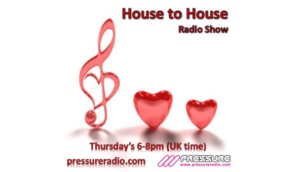 Julie Prince 13-July-17 House to House Playlist and Podcast