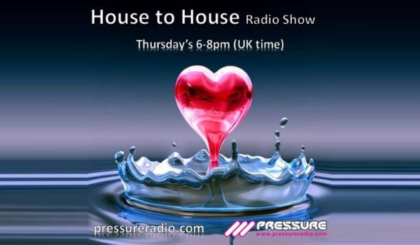 Julie Prince 20-July-2017 House to House Playlist and Podcast