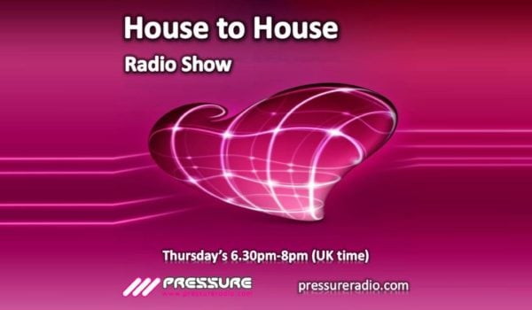 Julie Prince 27-Jul-2017 House to House Playlist and Podcast