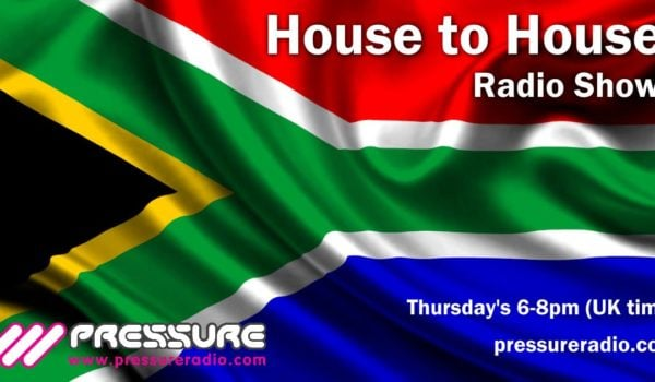 Julie Prince 7-Dec-2017 House to House South Africa Playlist and Podcast