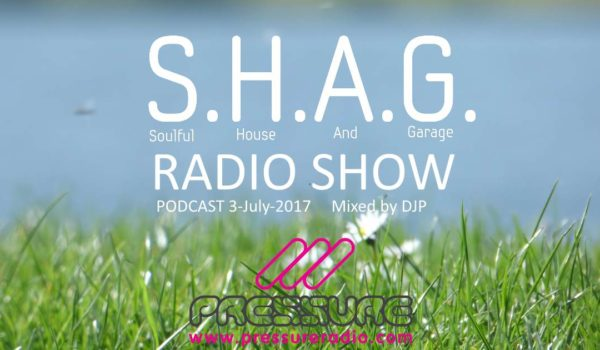SHAG 3-July-2017 Playlist and Podcast
