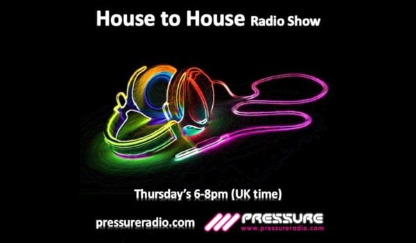 Julie Prince 31-Aug-2017 House to House Playlist & Podcast