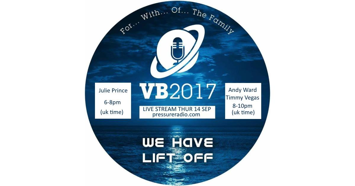 Julie Prince Andy Ward Timmy Vegas vb2017