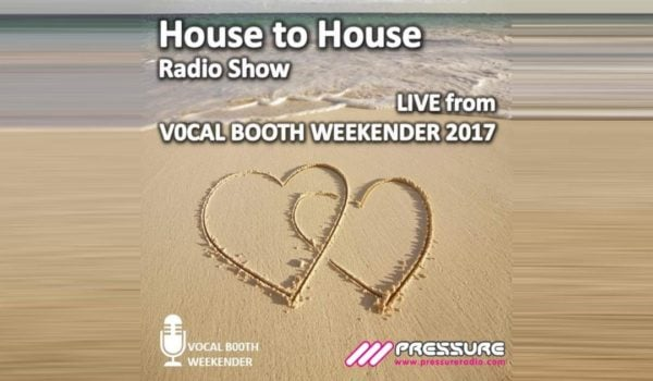 Julie Prince LIVE from Vocal Booth Weekender – 14-Sept-17 VB2017