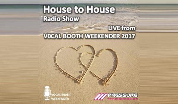 Julie Prince LIVE from Vocal Booth Weekender – 14-Sept-17 VB2017