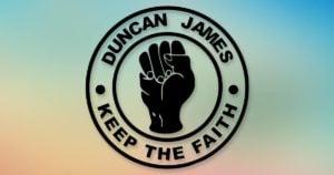 DJ Duncan James logo facebook 1200x630 image