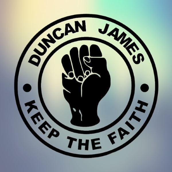 Duncan James Keep the faith image