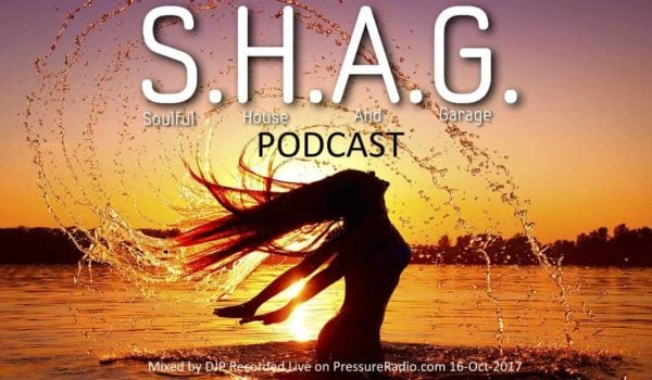 SHAG 16-October-2017 Deep Soulful & Afro House Mix