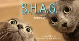 SHAG Soulful House And Garage Podcast Cats image