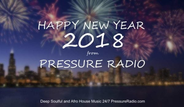 Happy New Year 2018 from Pressure Radio