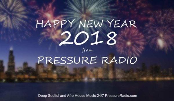 Happy New Year 2018 from Pressure Radio