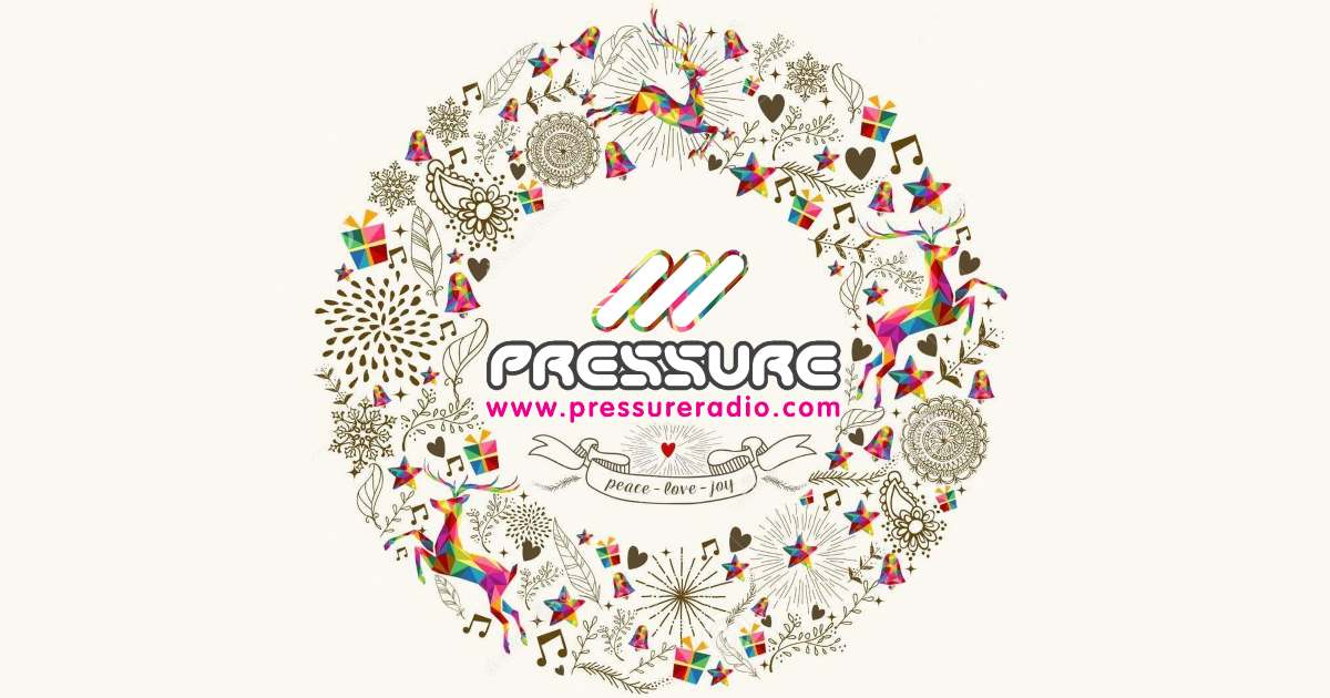 Pressure Radio Christmas 2017 image