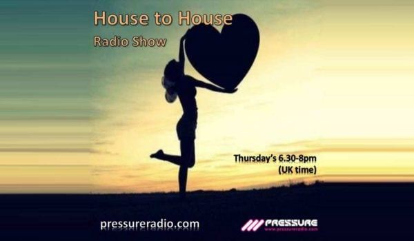 Julie Prince 18-Jan-2018 House to House Playlist and Podcast