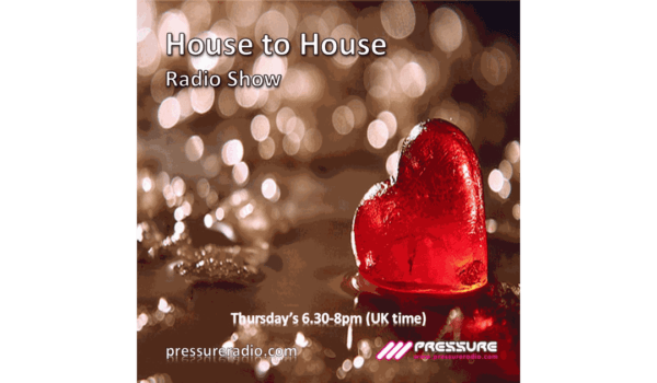 Julie Prince 25-Jan-2018 House to House Playlist and Podcast