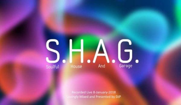 DJP SHAG 8-Jan-2018 Playlist & Podcast
